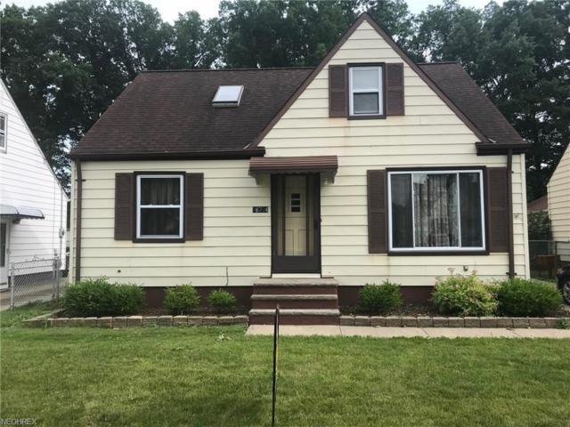 13704 York Blvd, Garfield Heights, OH 44125 (MLS #4010485) :: The Crockett Team, Howard Hanna