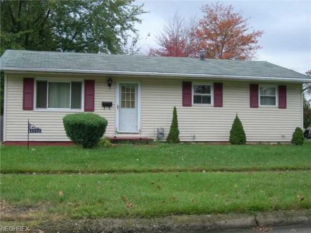 4010 Shawnee Dr, Lorain, OH 44055 (MLS #4010527) :: The Crockett Team, Howard Hanna