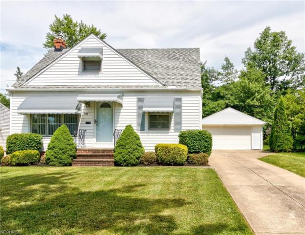 1659 Dennis Dr, Wickliffe, OH 44092 (MLS #4010532) :: The Crockett Team, Howard Hanna