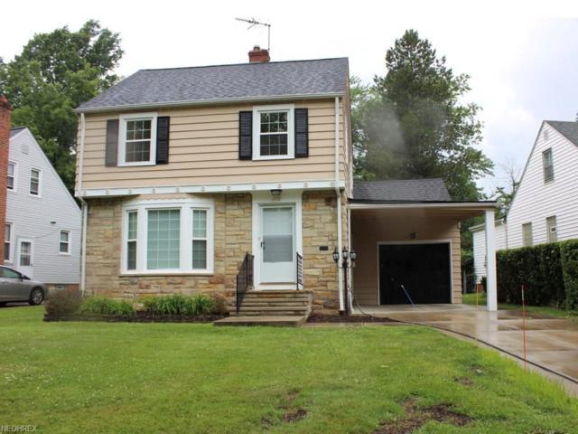 1478 Westdale Rd, South Euclid, OH 44121 (MLS #4010784) :: The Crockett Team, Howard Hanna