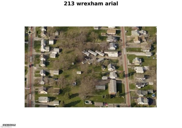 213 Wrexham Ave SW, Massillon, OH 44646 (MLS #4011348) :: The Crockett Team, Howard Hanna