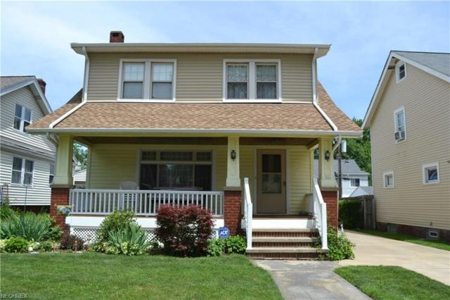 1736 Saratoga Ave, Cleveland, OH 44109 (MLS #4011398) :: The Crockett Team, Howard Hanna