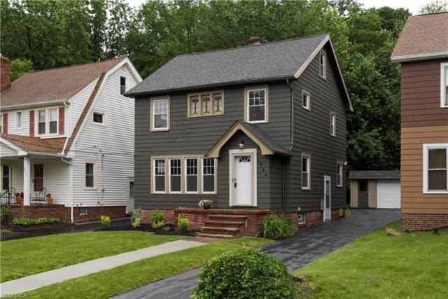 3936 Orchard Rd, Cleveland Heights, OH 44121 (MLS #4011513) :: RE/MAX Trends Realty