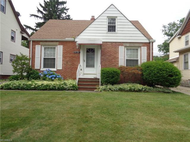 10710 Penfield Ave, Garfield Heights, OH 44125 (MLS #4011709) :: The Crockett Team, Howard Hanna