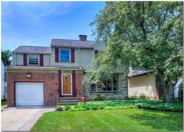 14398 E Carroll Blvd, University Heights, OH 44118 (MLS #4012056) :: The Crockett Team, Howard Hanna