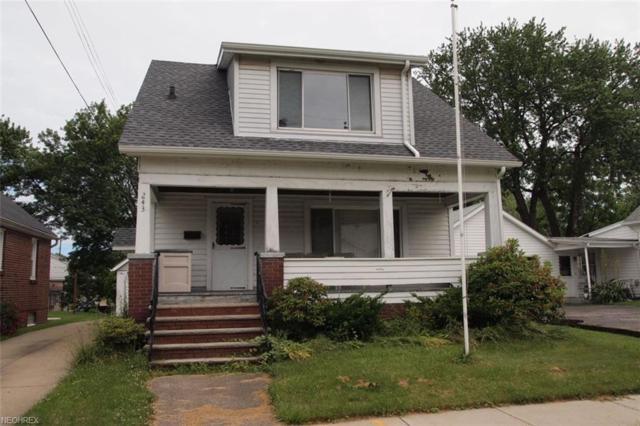 243 Orchard St, Fairport Harbor, OH 44077 (MLS #4012133) :: The Crockett Team, Howard Hanna