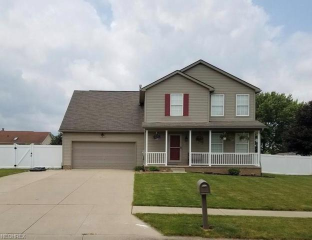 990 Colonial Ave, Canal Fulton, OH 44614 (MLS #4012225) :: Tammy Grogan and Associates at Cutler Real Estate