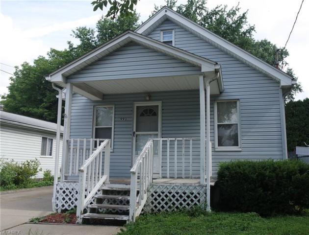993 Jean Ave, Akron, OH 44310 (MLS #4012315) :: The Crockett Team, Howard Hanna