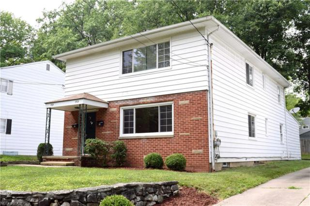 1703-1705 Tanglewood Dr, Akron, OH 44313 (MLS #4013111) :: The Crockett Team, Howard Hanna