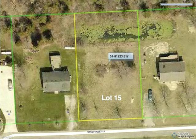 Sweet Valley Lot 15 Ln, Kelleys Island, OH 43438 (MLS #4013779) :: The Crockett Team, Howard Hanna