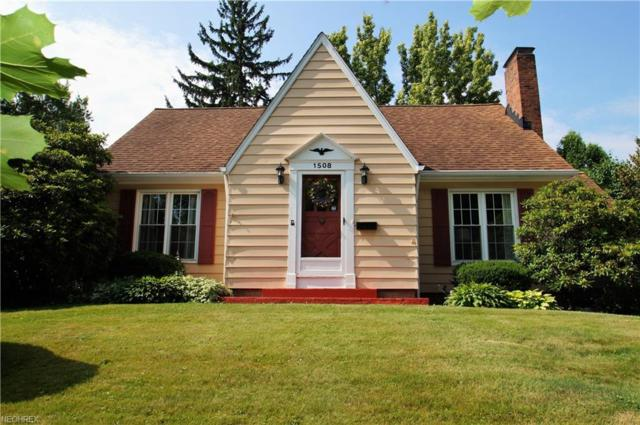 1508 Thornapple Ave, Akron, OH 44301 (MLS #4014145) :: RE/MAX Trends Realty