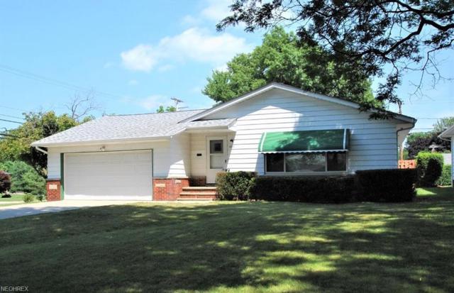 1091 Haverston Rd, Lyndhurst, OH 44124 (MLS #4014331) :: The Crockett Team, Howard Hanna