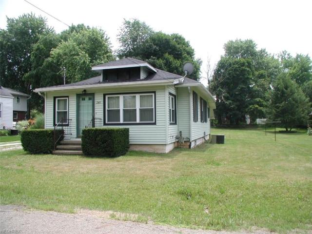 240 Edwin St NW, Hartville, OH 44632 (MLS #4015577) :: RE/MAX Trends Realty