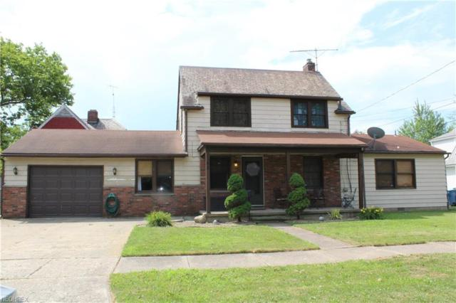 1362 E St, Lorain, OH 44052 (MLS #4015877) :: The Crockett Team, Howard Hanna