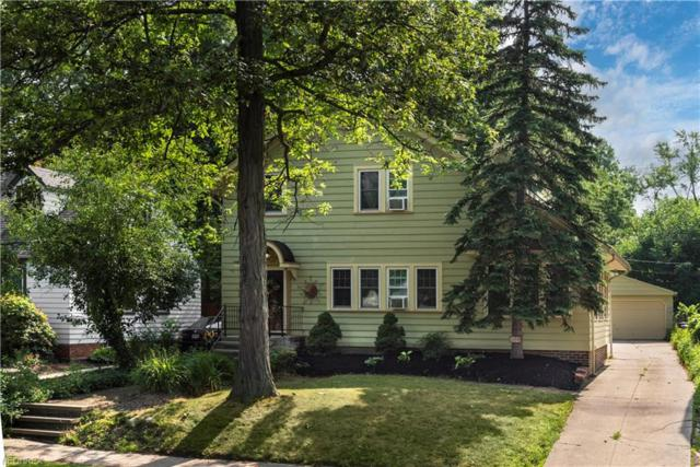 2513 S Taylor Rd, Cleveland Heights, OH 44118 (MLS #4016453) :: The Crockett Team, Howard Hanna