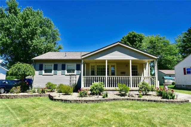 673 Burdie Dr, Hubbard, OH 44425 (MLS #4016487) :: The Crockett Team, Howard Hanna