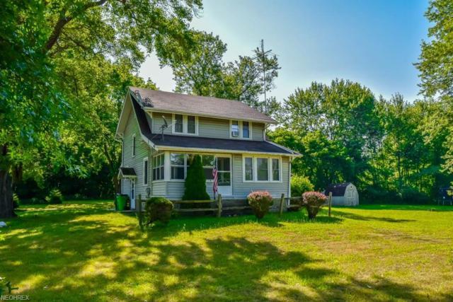 4619 Massillon Rd, North Canton, OH 44720 (MLS #4016664) :: Keller Williams Chervenic Realty