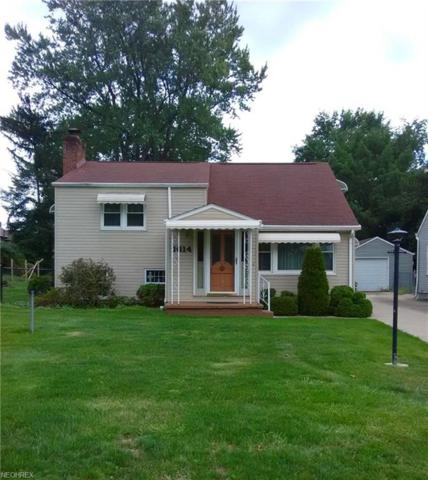 1614 17th St, Canton, OH 44703 (MLS #4016847) :: Keller Williams Chervenic Realty