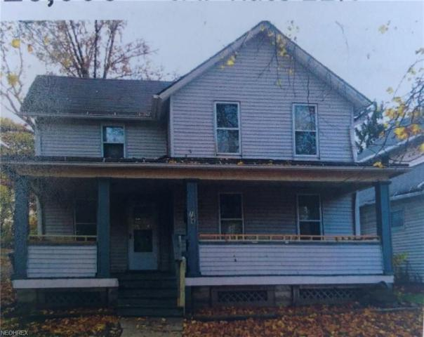 146 W South St, Akron, OH 44311 (MLS #4016911) :: RE/MAX Edge Realty