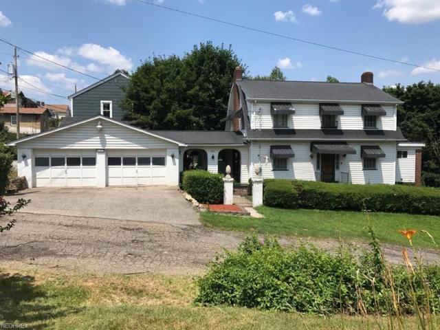 925 Wilkins St, Steubenville, OH 43952 (MLS #4017629) :: Keller Williams Chervenic Realty
