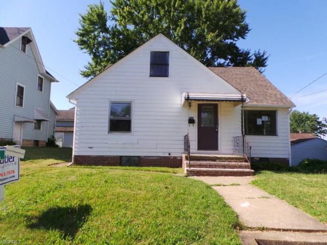2122 2nd St SE, Canton, OH 44707 (MLS #4017690) :: Tammy Grogan and Associates at Cutler Real Estate