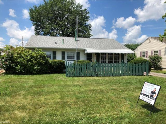 1401 Western Ave SW, Canton, OH 44710 (MLS #4017805) :: RE/MAX Edge Realty