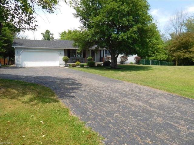 12763 New London Eastern Rd, Homerville, OH 44235 (MLS #4018009) :: RE/MAX Edge Realty