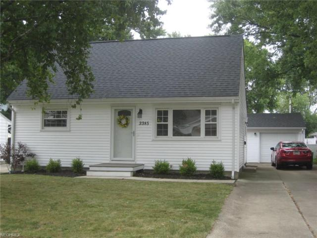 3385 Elmwood St, Cuyahoga Falls, OH 44221 (MLS #4018434) :: Tammy Grogan and Associates at Cutler Real Estate