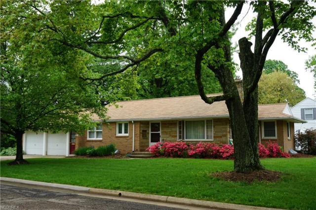 1222 Lynhurst Cir SW, North Canton, OH 44720 (MLS #4018554) :: Tammy Grogan and Associates at Cutler Real Estate