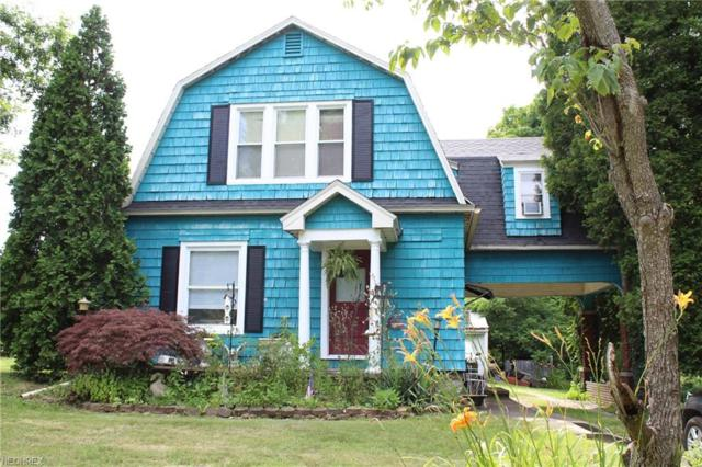 1875 Newgarden Rd, Salem, OH 44460 (MLS #4018625) :: PERNUS & DRENIK Team