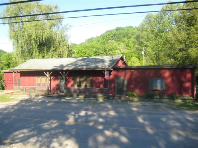 133 Washington Ave, Ellenboro, WV 26346 (MLS #4018670) :: The Crockett Team, Howard Hanna