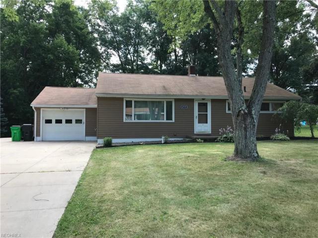 4717 Shriver Rd, North Canton, OH 44720 (MLS #4019244) :: Keller Williams Chervenic Realty
