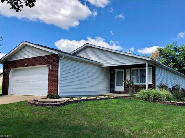963 Carriage Ln, Wooster, OH 44691 (MLS #4019320) :: Keller Williams Chervenic Realty