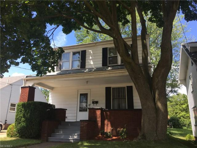 935 Bellflower Ave SW, Canton, OH 44710 (MLS #4019374) :: The Crockett Team, Howard Hanna