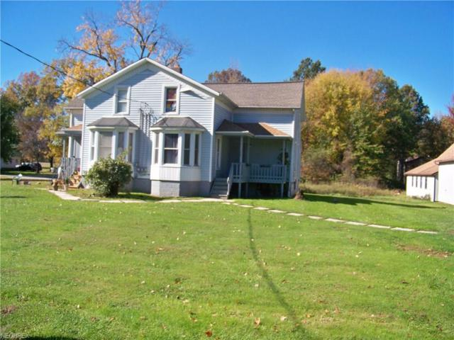 150-158 S Maple (State Rd 45) St, Orwell, OH 44076 (MLS #4019548) :: Keller Williams Chervenic Realty