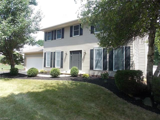 178 Hollybrier Dr, Wadsworth, OH 44281 (MLS #4019602) :: Keller Williams Chervenic Realty