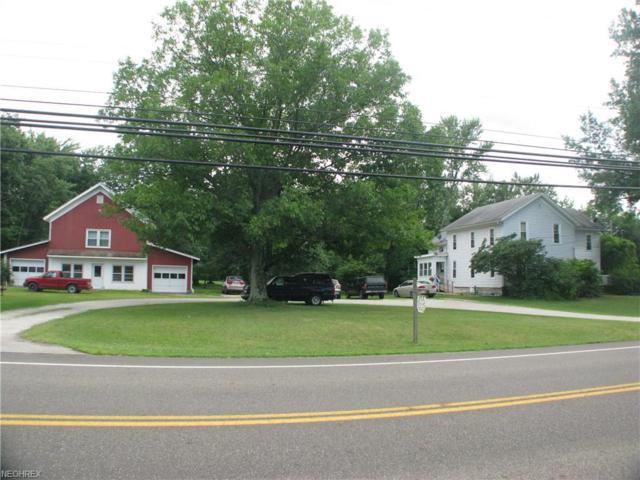 206 E Main St, Orwell, OH 44076 (MLS #4019701) :: Keller Williams Chervenic Realty