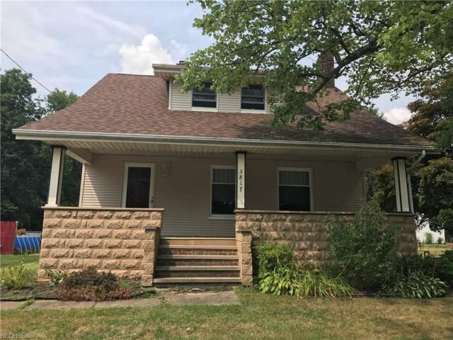 3817 Edison St NW, Uniontown, OH 44685 (MLS #4019745) :: RE/MAX Edge Realty