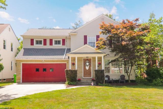 2080 Campus Rd, South Euclid, OH 44121 (MLS #4019844) :: Keller Williams Chervenic Realty