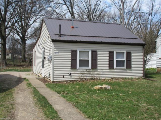 225 Ingall Ave NW, Massillon, OH 44646 (MLS #4019978) :: RE/MAX Edge Realty
