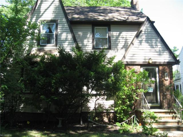 857 Cambridge Rd, Cleveland Heights, OH 44121 (MLS #4020065) :: The Crockett Team, Howard Hanna