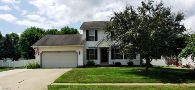 821 Tamwood Dr, Canal Fulton, OH 44614 (MLS #4020139) :: RE/MAX Edge Realty