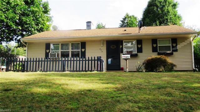 675 E 8th St, Salem, OH 44460 (MLS #4020187) :: RE/MAX Valley Real Estate