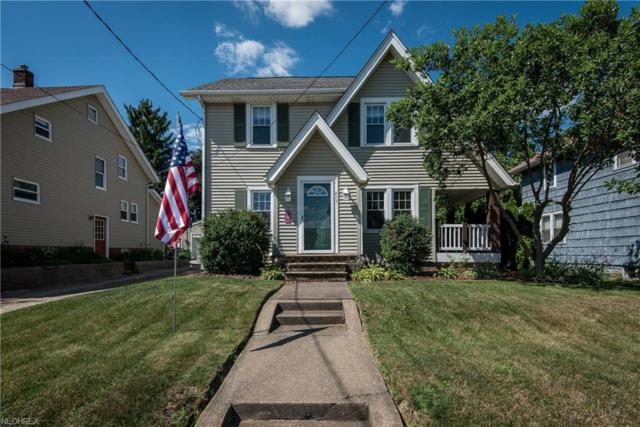 413 Witwer St NE, North Canton, OH 44720 (MLS #4020188) :: RE/MAX Edge Realty