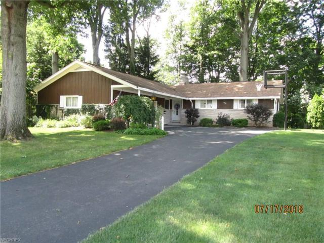242 Manor Dr, Columbiana, OH 44408 (MLS #4020355) :: RE/MAX Valley Real Estate