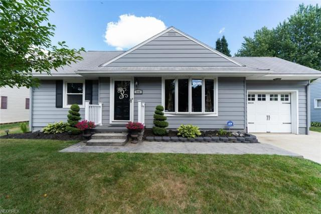 506 Werstler Ave NW, North Canton, OH 44720 (MLS #4020401) :: RE/MAX Trends Realty