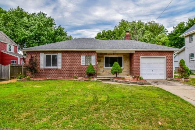 2231 Washington Blvd NW, Canton, OH 44709 (MLS #4020411) :: RE/MAX Trends Realty