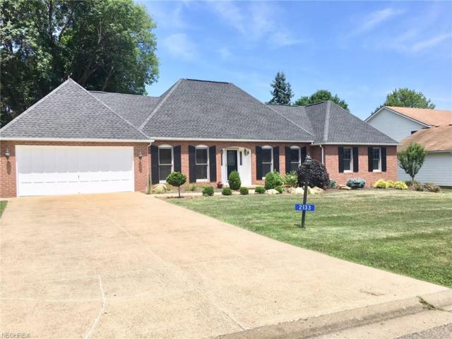2133 Radford St NW, North Canton, OH 44720 (MLS #4020613) :: RE/MAX Trends Realty