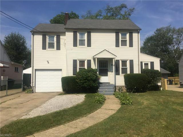 414 Meadowbrook Ave SE, Warren, OH 44483 (MLS #4020703) :: RE/MAX Valley Real Estate