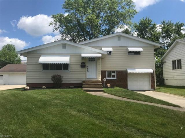 468 Center Rd, Bedford, OH 44146 (MLS #4020770) :: RE/MAX Edge Realty